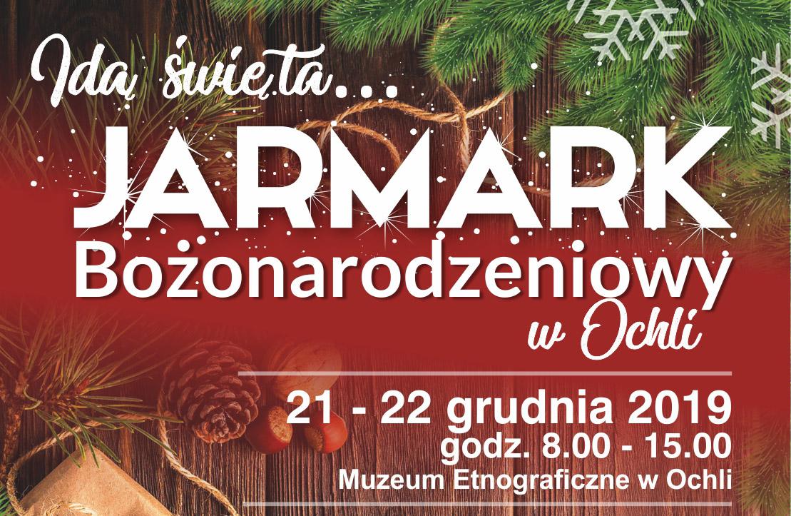 Plakat Jarmark 2019