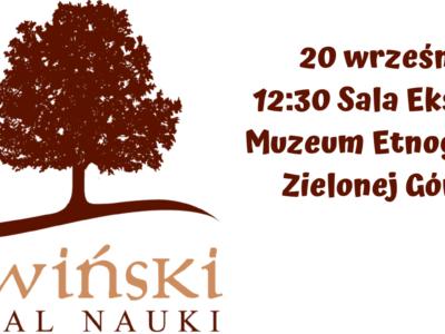 20 września 2020 – Bukowiński Festiwal Nauki – edycja specjalna