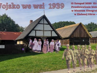 15-11-2020 Wojsko we wsi – 1939rok – inscenizacja