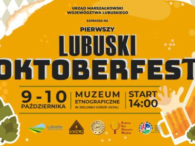 Pierwszy Lubuski Oktoberfest 9-10 października 2021